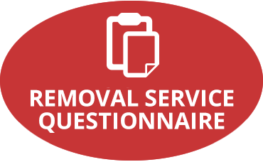 Removal Service Questionnaire