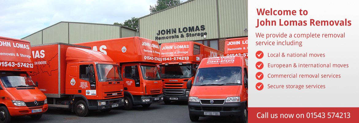 Local National and International Removals